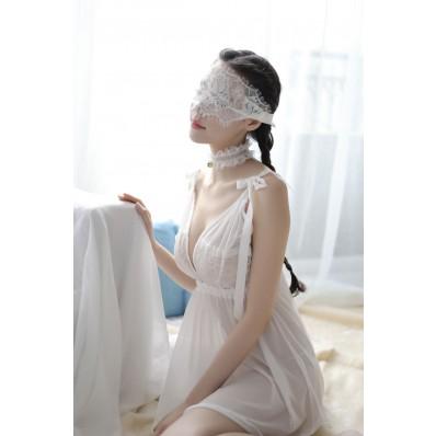 Transparent Lace Sexy Lingerie
