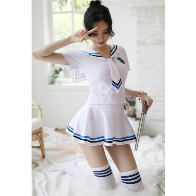 Sexy High School Girls Uniform