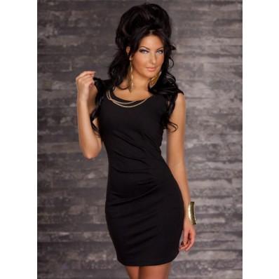 Plus Size Sexy Tight Dress