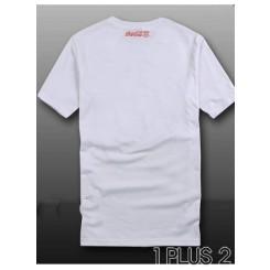 Coca-Cola T-shirt - 可口可乐短袖T恤