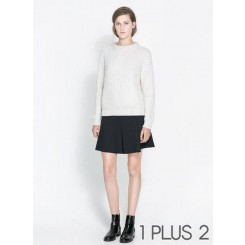 Mini Skirt - A字半身裙迷你裙钟型短裙