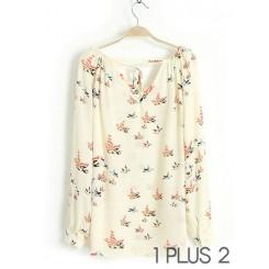 Floral Shirt - 碎花衬衫