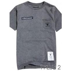 Labeling T-shirt - 军事风贴标短袖T恤