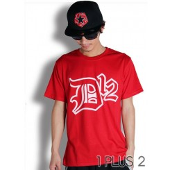 D12 Eminem short-sleeved T-shirt-D12阿姆短袖T恤