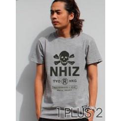 NHIL skull t-shirt-NHIL骷髅头短袖t恤