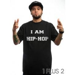 IAMHIP-HOP T shirt - IAMHIP-HOP 街舞短袖T恤