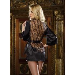 Plus Size Back Lace Sexy Lingeries