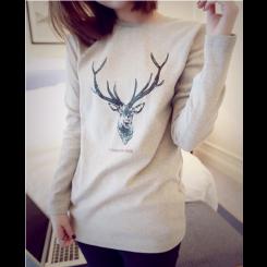 Long T-shirt - 长款T恤