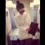 Sweater Loose - 高领宽松卫衣