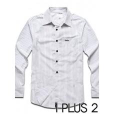 VISVIM striped shirt - VISVIM条纹长袖衬衫