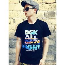 Star Bright T-shirt - DGK星空炫彩英文短袖T恤