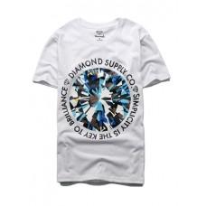 Short-sleeved T-shirt - 璀璨钻石短袖T恤