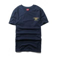 Short-sleeved T-shirt - WTAPS飞鹰印花短袖T恤
